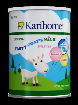 卡洛塔妮高钙羊奶片